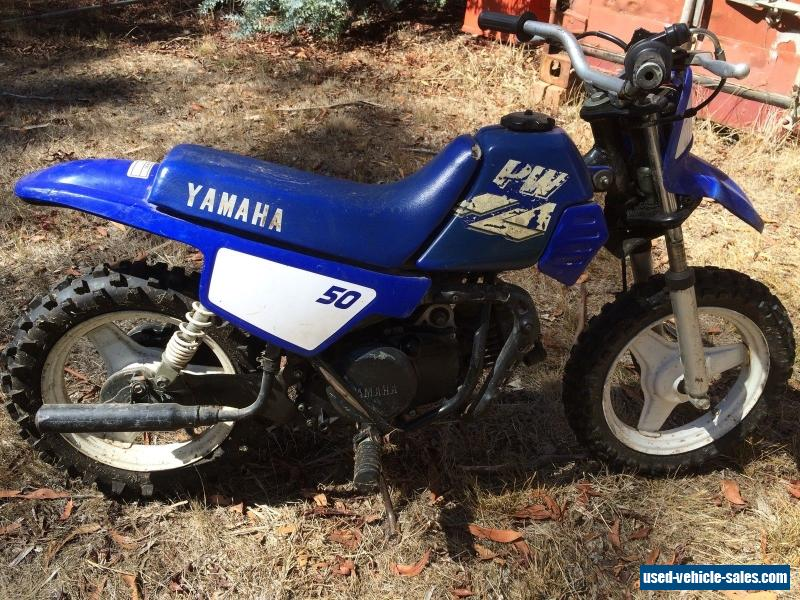 yamaha pee wee 50 for sale in australia