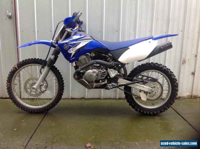 Yamaha ttr 125 for sale in australia for Yamaha ttr 150 for sale