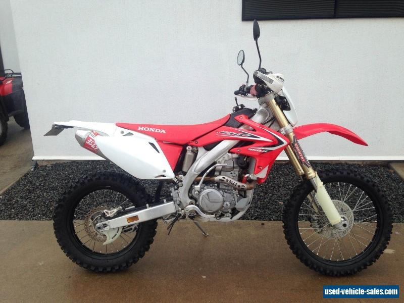 Crf450x For Sale >> 2012 Honda Crf450x