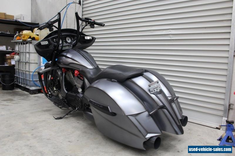 Victory Bagger For Sale In Australia
