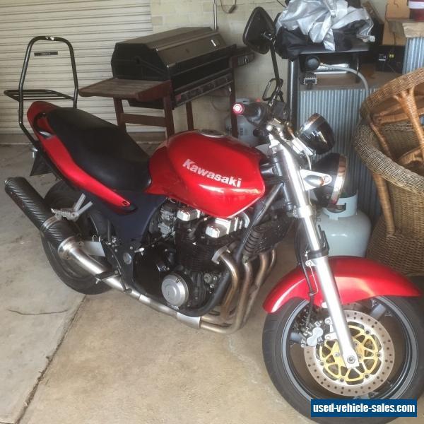 Ballarat Motorcycles Kawasaki