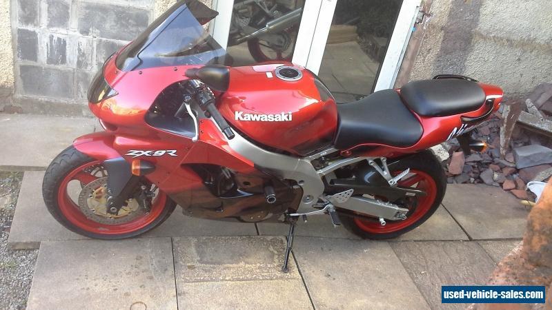 1999 Kawasaki ZXR 900 Ninja For Sale In The United Kingdom