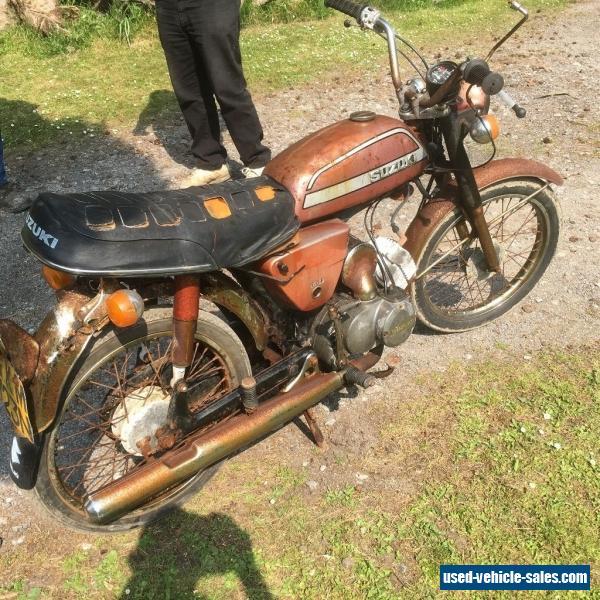 Suzuki A100 For Sale In The United Kingdom
