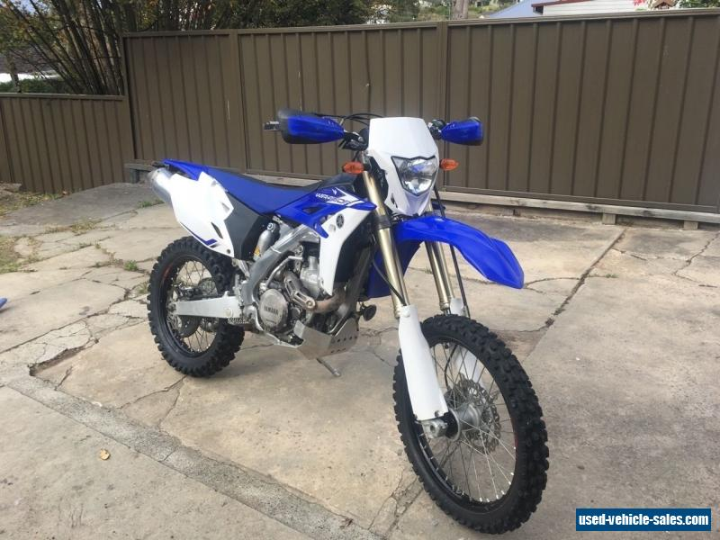 Used Yamaha Wrf Sale