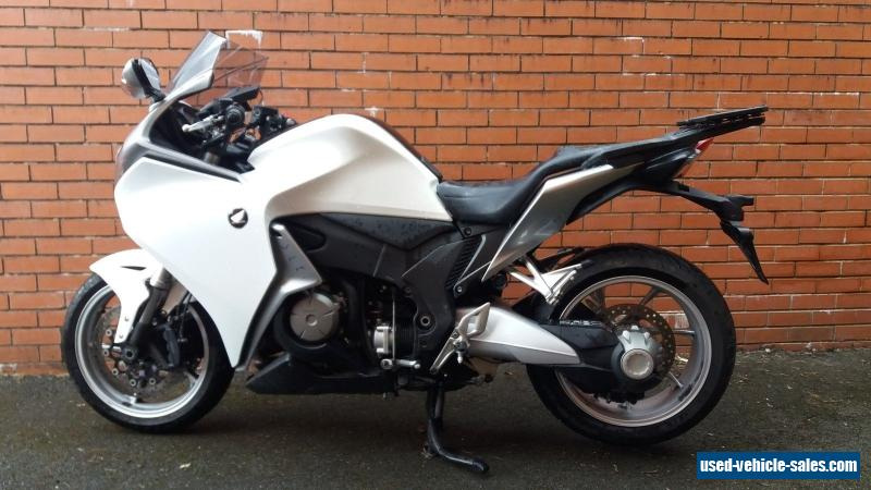 2010 honda vfr 1200 f a for sale in the united kingdom. Black Bedroom Furniture Sets. Home Design Ideas