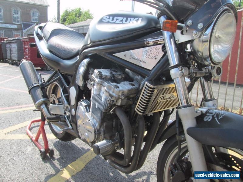 1995 Suzuki 600 For Sale In The United Kingdom