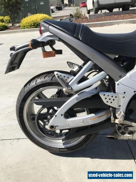 BUELL XB9S LIGHTNING 03/2003 MODEL 42980KMS STARTS N RIDES PROJECT MAKE AN  OFFER