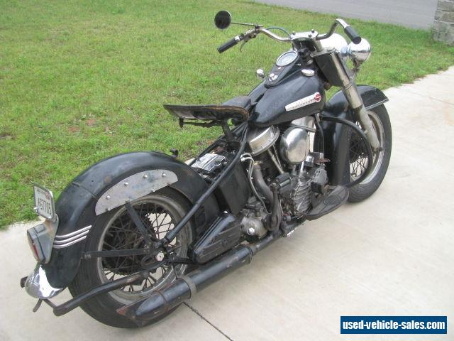 1949 Harley-davidson Other for Sale in the United States