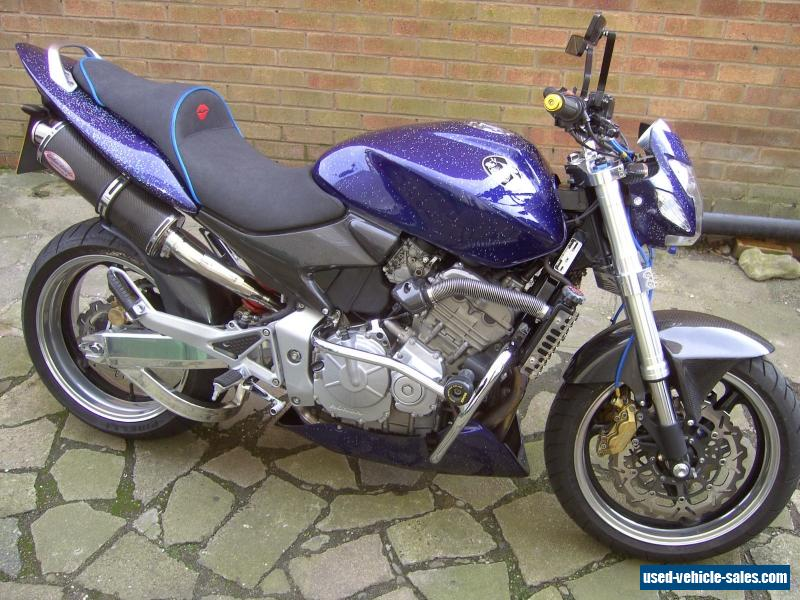 2004 honda cb 600 f 4 for sale in the united kingdom. Black Bedroom Furniture Sets. Home Design Ideas