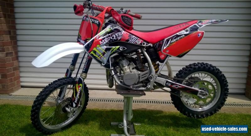 honda wheel cr85 bike wheels motocross 85 cr used included 2003 motorcycles motorcycle