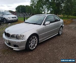 2005 BMW 320 CD SPORT SILVER for Sale