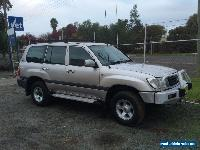 Toyota Landcruiser 100 Series for Sale