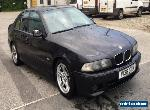 1999 BMW 528I M Sport - BLACK - Spares or Repairs for Sale