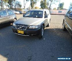 2002 Volvo V70 2.4T Bronze Automatic 5sp A Wagon for Sale