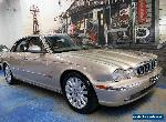 2005 Jaguar XJ8 X350 Champagne Automatic 6sp A Sedan for Sale