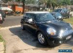 2010 Mini cooper D Turbo diesel 6 speed manual top of the range. for Sale