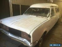 HG 71 Holden Panelvan for Sale