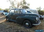Morris Minor 1958 Four door sedan for Sale