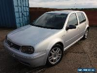 VOLKSWAGEN GOLF GTI TURBO MK4 SILVER for Sale