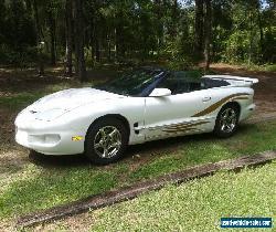 2001 Pontiac Firebird for Sale