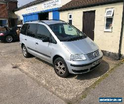 2003 vw sharan  for Sale