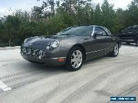 2003 Ford Thunderbird Premium for Sale