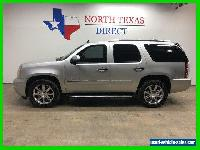 2013 GMC Yukon Denali Technology Pkg Camera Navigation Chrome Tv for Sale