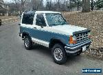 1989 Ford Bronco II for Sale