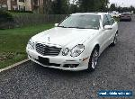 2009 Mercedes-Benz E-Class for Sale