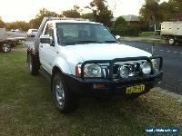 Nissan navarra 4x4 ute for Sale