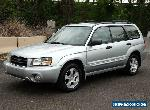 2004 Subaru Forester 2.5 XS Wagon AWD 4WD 1-OWNER! 89K Mls! for Sale