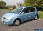 Renault Scenic 1.6VVT Dynamique Manual 2007 for Sale