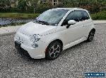 2017 Fiat 500 Electric for Sale