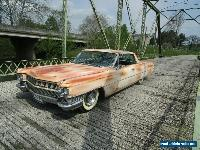 1964 Cadillac DeVille RAT ROD for Sale
