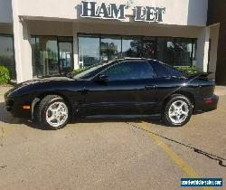 1999 Pontiac Firebird black for Sale