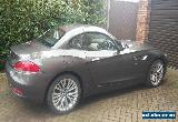 BMW Z4 2.5 Litre convertible for Sale