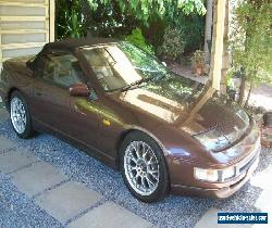 NISSAN  300 ZX CONVERTIBLE VERY RARE ONE OF 1200 collectors item  for Sale