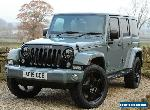 Jeep Wrangler 2.8 CRD Overland Unlimited 4x4++Wild Edition++ for Sale