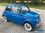 1964 Fiat 500 r for Sale