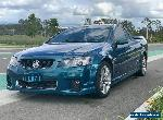 2012 Holden Thunder Ute Manual V8 for Sale