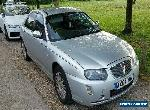 Rover 75 Diesel Facelift Xenon Leather Alloy Wheels Tinting Windows  for Sale