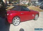 2005 Chrysler Crossfire Limited for Sale