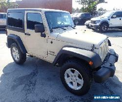 2011 Jeep Wrangler Sport 4WD for Sale