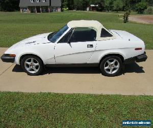 1979 Triumph TR7 for Sale