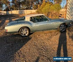 2 Door Buick Riviera Boat Tail Coupe 1972 for Sale