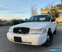 2007 Ford Crown Victoria Police Interceptor for Sale