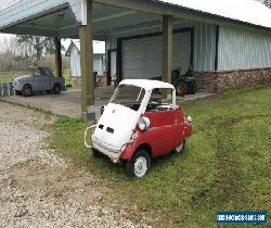 1957 BMW Isetta 300 Cabriolet for Sale