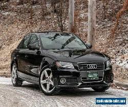 2010 Audi A4 2.0T Quattro Premium Sedan 4D for Sale