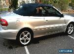 Volvo convertible C70 for sale for Sale