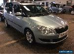 11 SKODA ROOMSTER 1.6 TDI CR SE - PANOROOF, ALLOYS, AIRCON, 1OWNER, 9 STAMPS for Sale
